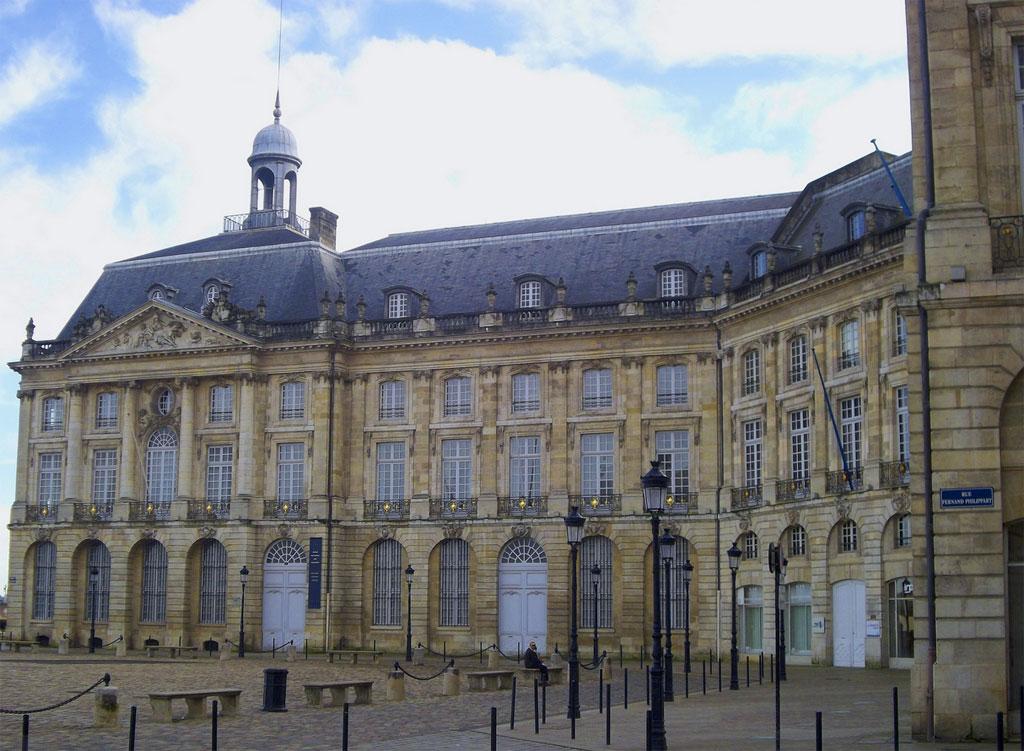 Facade Du Musee DAquitaine